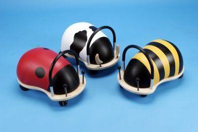 Wheely Bug groß - 3 bis 6 Jahre - L/B/H = 46 cm x 28 cm x 26 cm