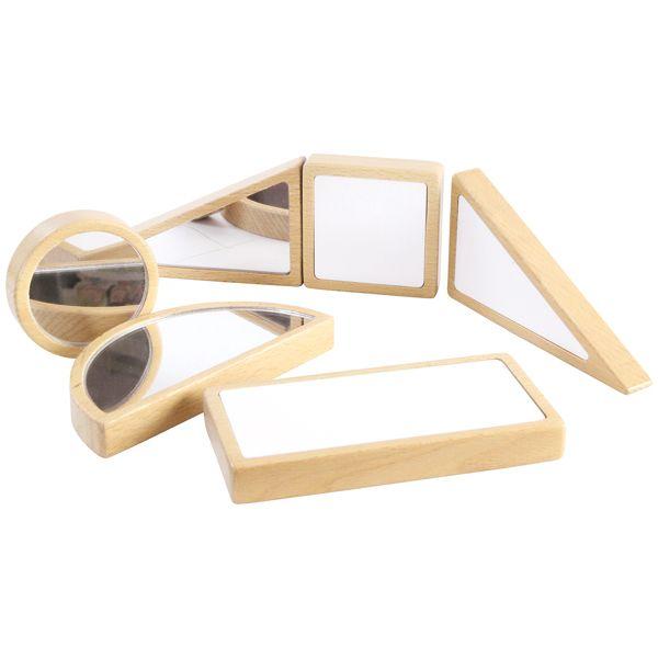 Spiegelblocks für Spiegelkasten