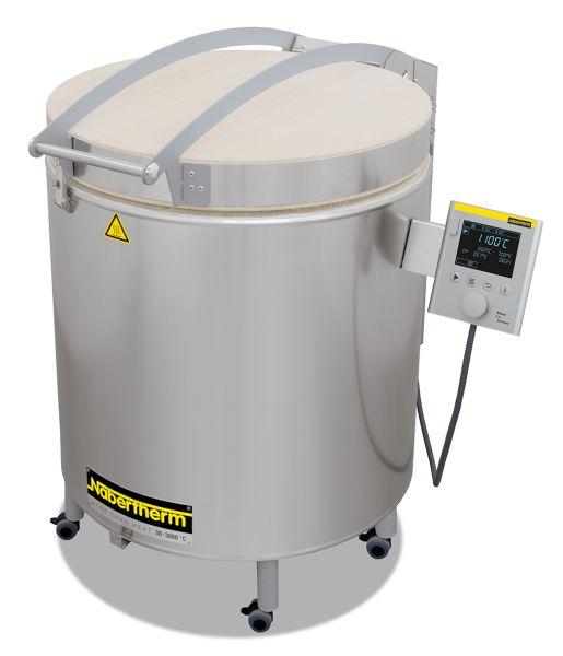 Brennofen Nabertherm Top60 Toplader • 230V • Controller B400 • Volumen 60 Liter • 1320 Grad