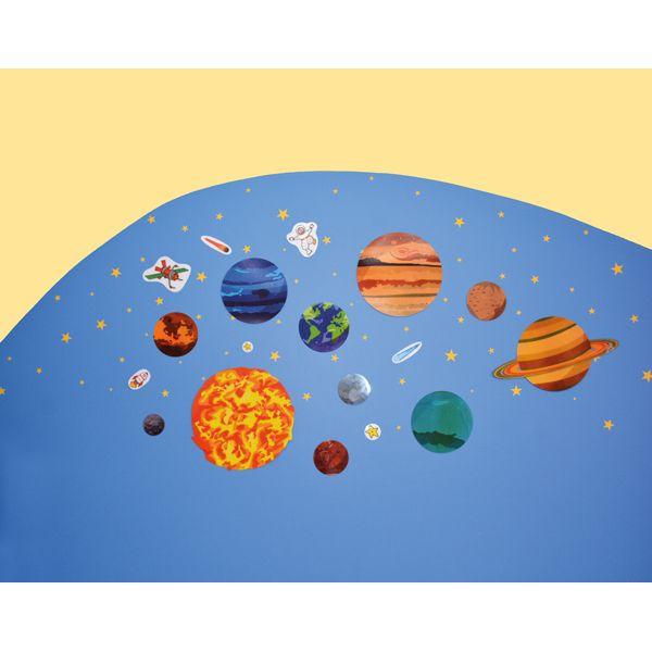 Riesen Planeten, transluzent