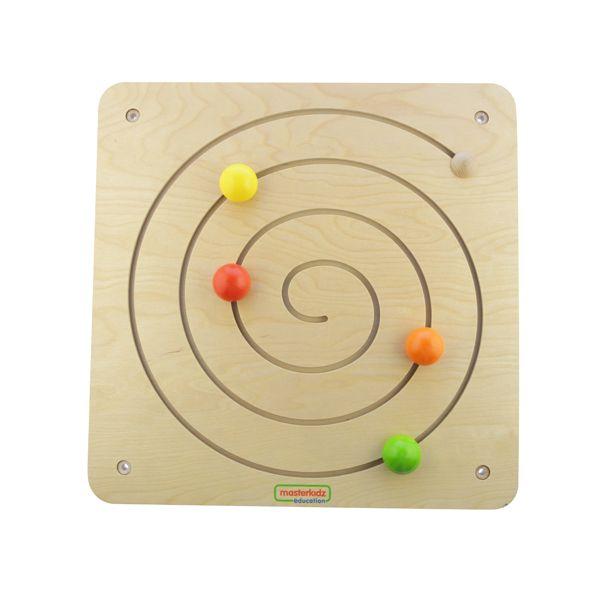 Wandelement Spirale