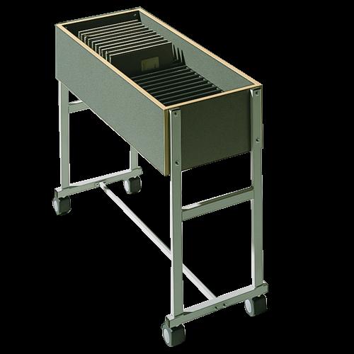 Klassenbuchwagen KLW, fahrbar