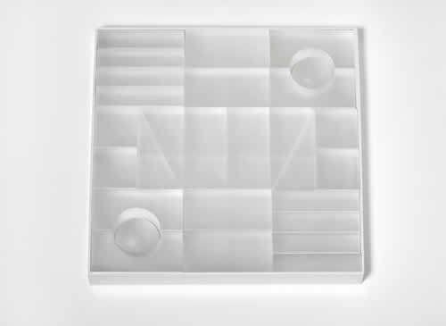 Lumi-Lichtbausteine transparent