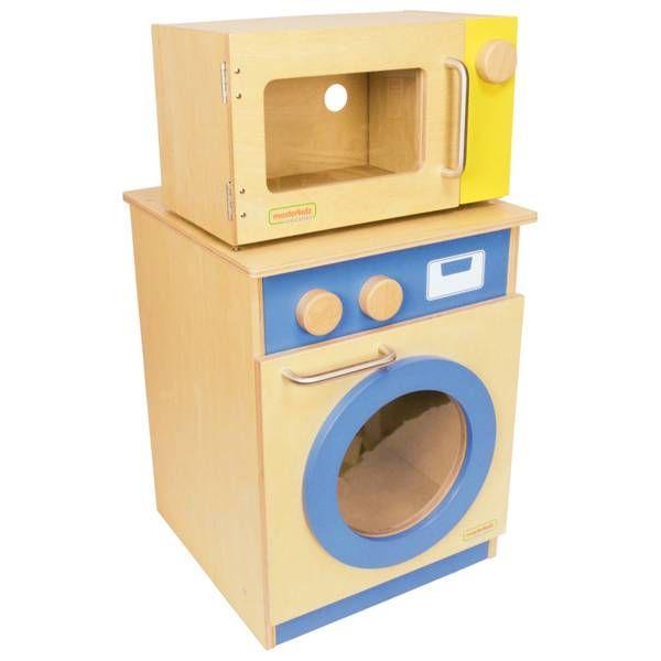 Waschmaschine für die Spielküche