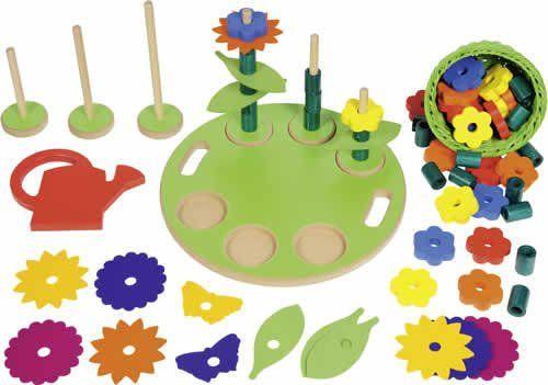 Gartensteckspiel