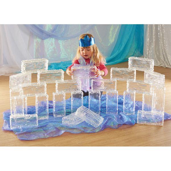 Eis-Bausteine 25 Teile