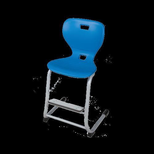 Ergostar Step! Schulstuhl mit verstellbarer Fußraste