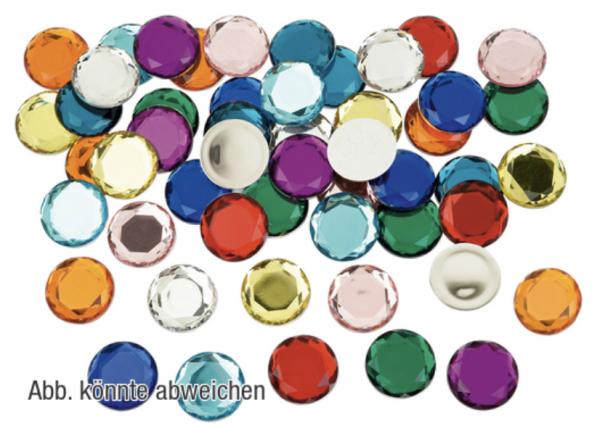 Juwelensteine klein-Großpackung