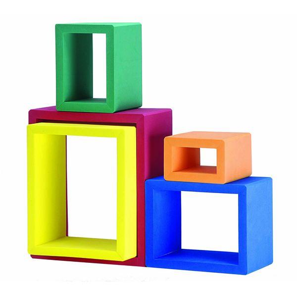 Kreativ-Rahmen farbig