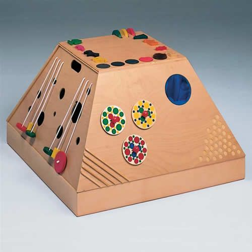 Dusyma-Erlebnispyramide I