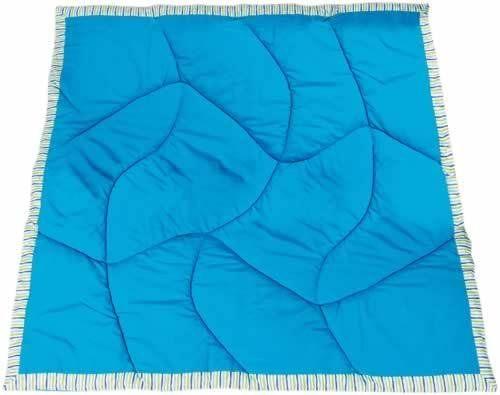 Decke quadratisch 160 x 160 cm