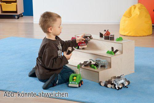 Bau- und Spielstufen