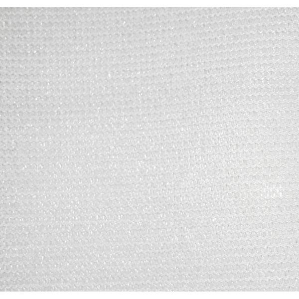 Sonnensegel 3 x 3 creme weiß - wasserabweisend -