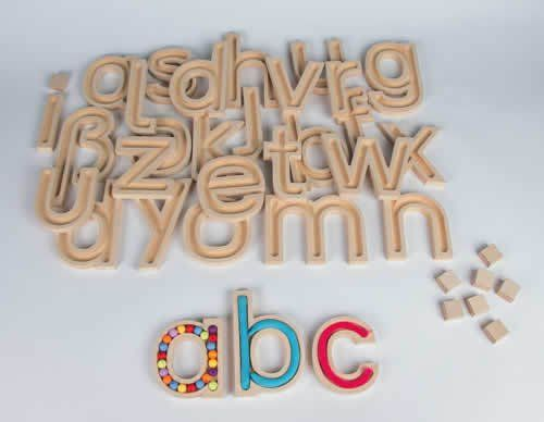 Erfahrungskleinbuchstaben