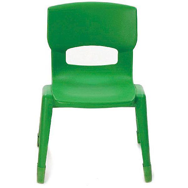 Großer Stuhl, grün