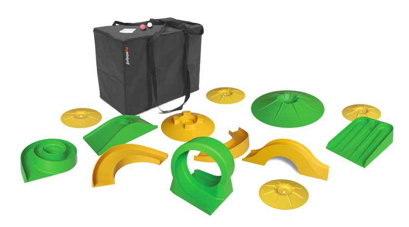 Minigolf-Set-XL