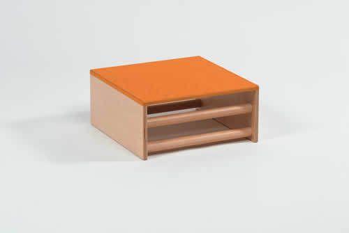 Podest orange