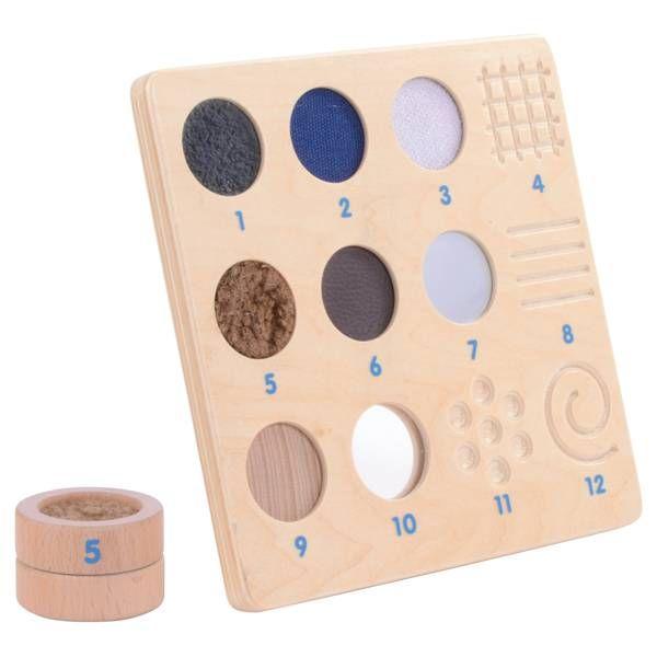 Sensorikfühlblocks 12er Set