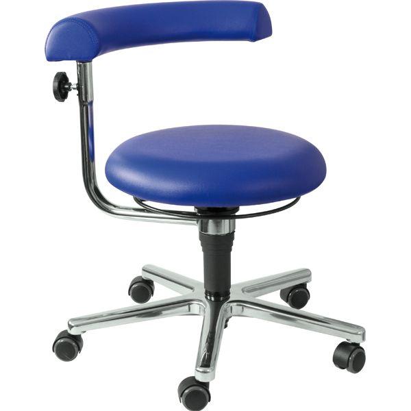 Erzieher/in Stuhl blau 34-41 cm