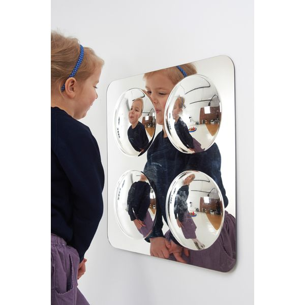 Spiegel Convex 4 klein