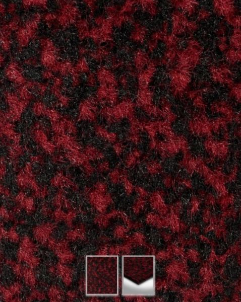 Schmutzfangmatte ACHAT 80 x 120 cm mit Gummirand