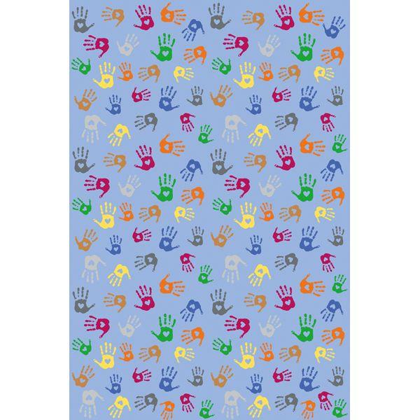 Teppiche Hände rechteckig 300 x 200 cm