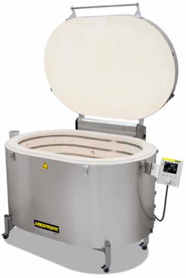 Brennofen Nabertherm Top220 Toplader • 400V • Controller B400 • Volumen 220 Liter • 1320 Grad--