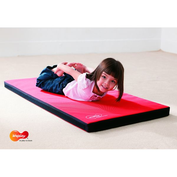 Gymnastikmatte ROT