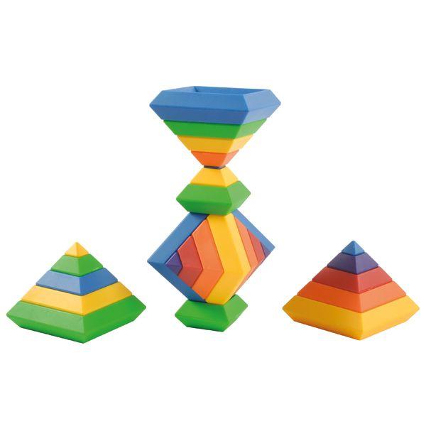 Pyramidenbausatz