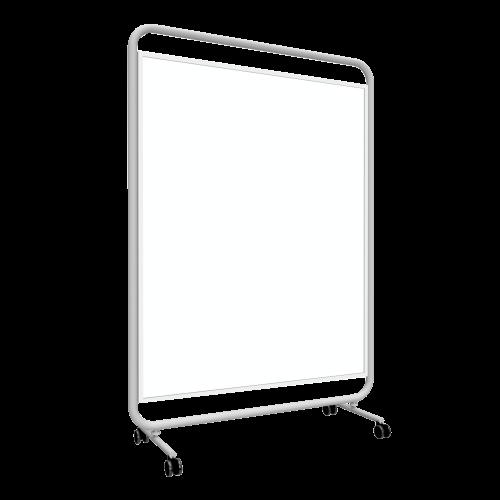 Schutzwand mit Acrylglas, Serie DMT AC