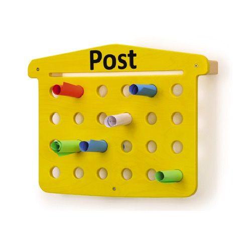 Elternpost - Briefkasten für 24 Nachrichten
