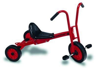 Dreirad Maxi, mit verstellbaren Sattel