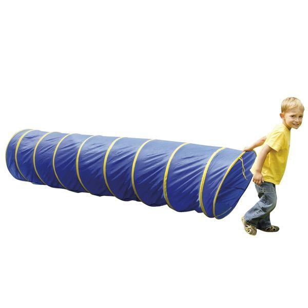 Kriechtunnel Blau 175 cm