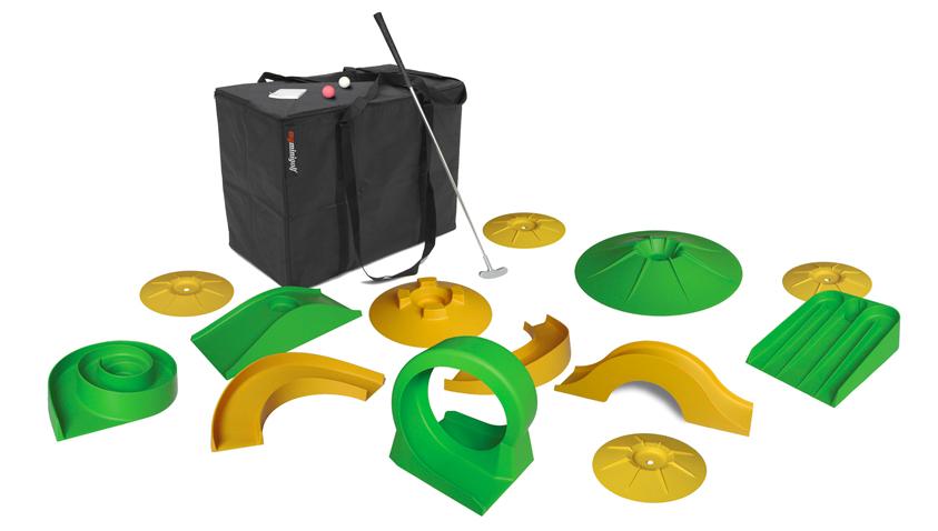 Minigolf-Set-Basic