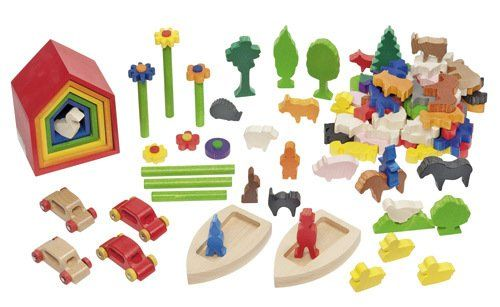 Landschaftsspiel-Set