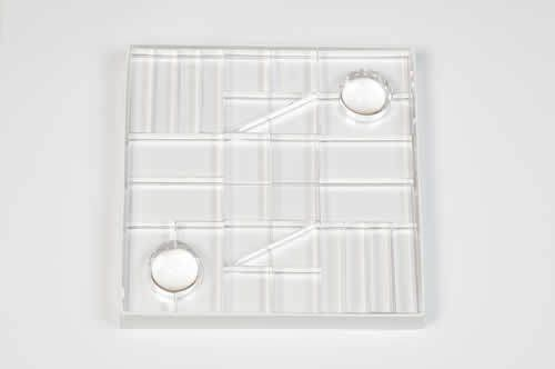 Luxy-Leuchtbausteine glasklar