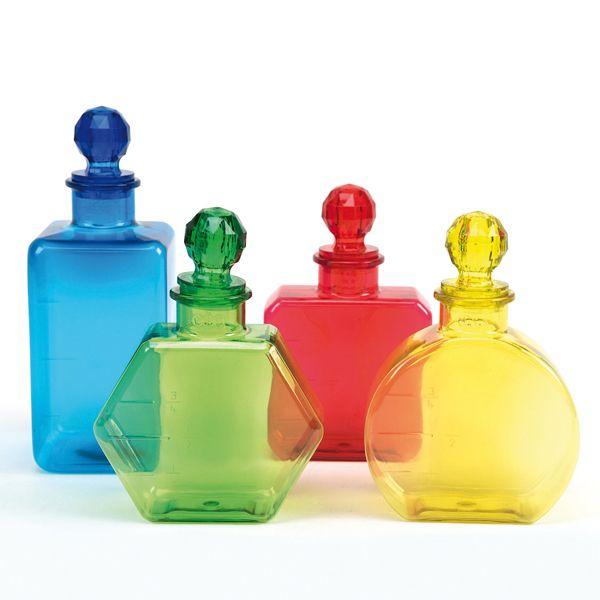 Flaschenset 4-tlg.