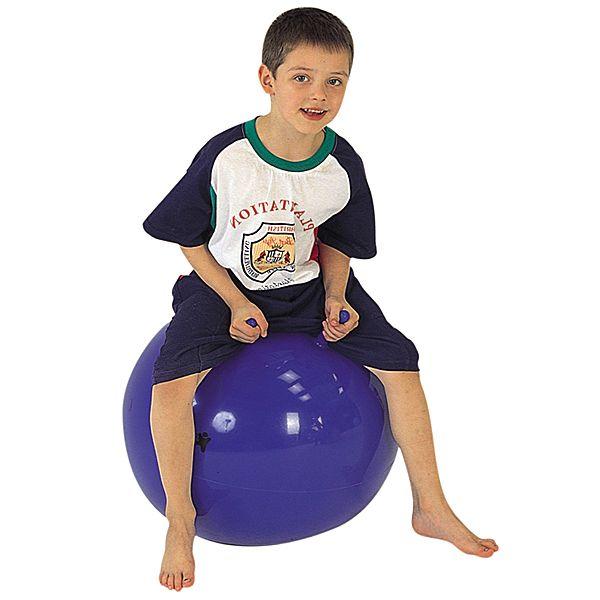 Sprungball groß