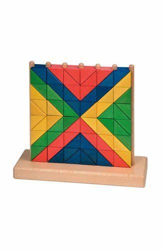 3D GeoMo Dreiecke
