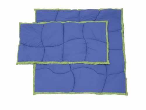 Decke quadratisch groß 160 x 160 cm