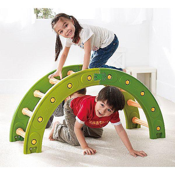 Balance Rad, Halbkreis grün