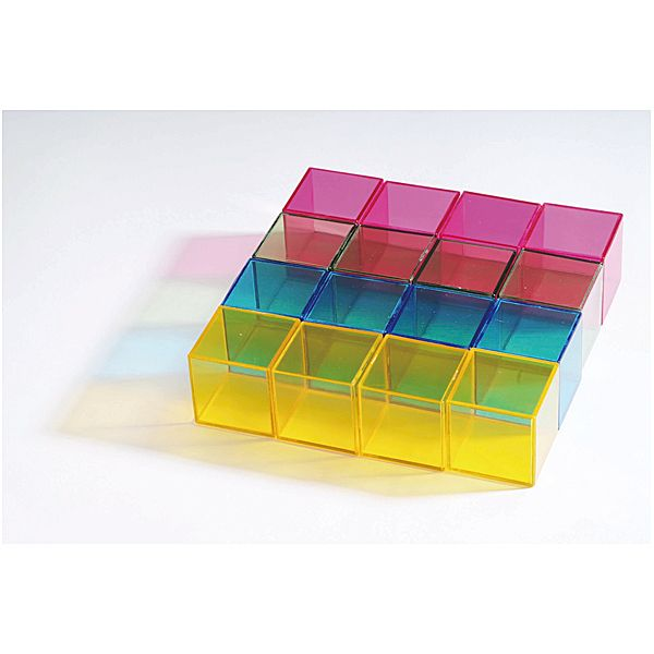 Rainbow Block 16-tlg.