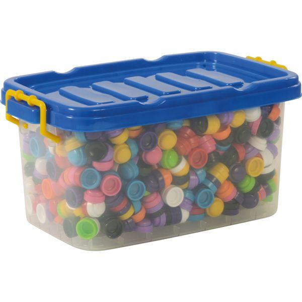 Stapelhütchen farbig 1000 Stück