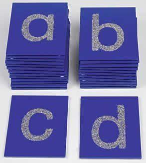 Tastplatten ABC Buchstaben Groß- u. Klein