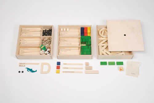 Apropos Sprache Aufbau-Set 1