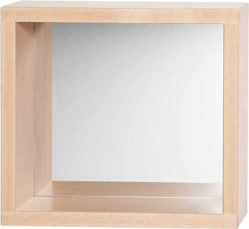 Wandspielrahmen mit Spiegel