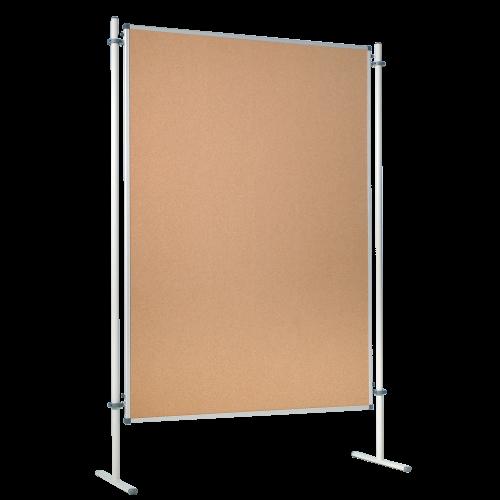 Stecktafel Serie K mit Korkoberfläche