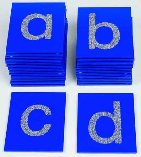 Tastplatten abc Kleinbuchstaben