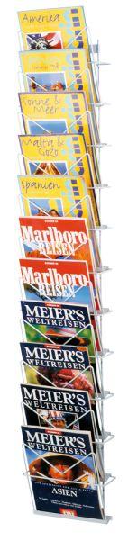 Zeitschriften Wandhalter