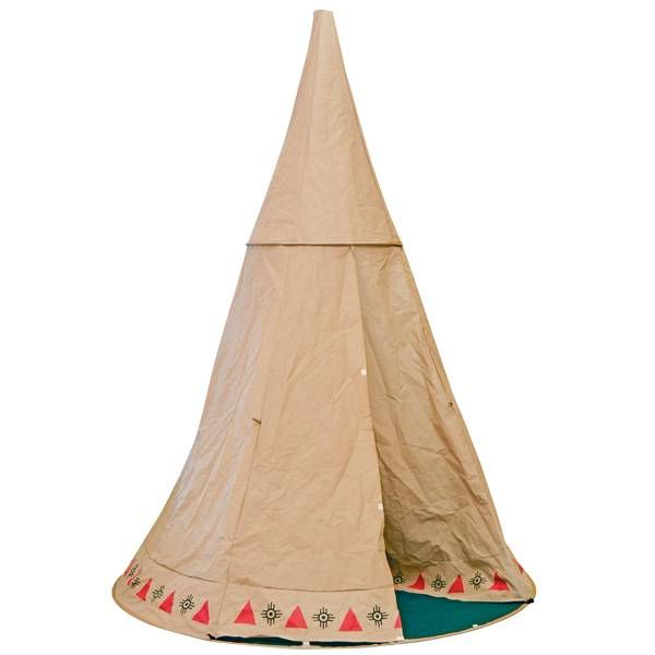 Indianer Tipi 150 x 190 cm rund